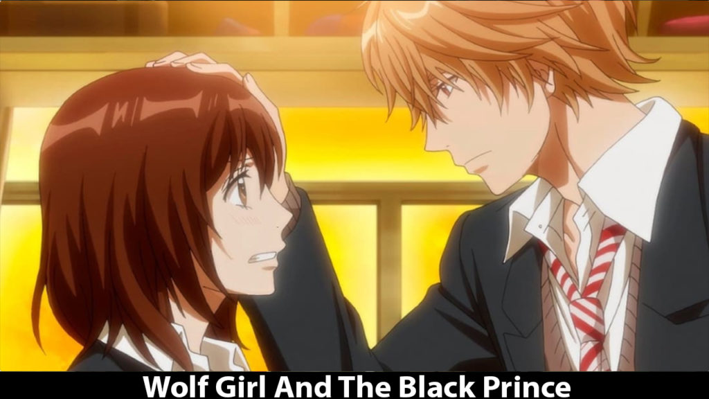 Wolf Girl And The Black Prince